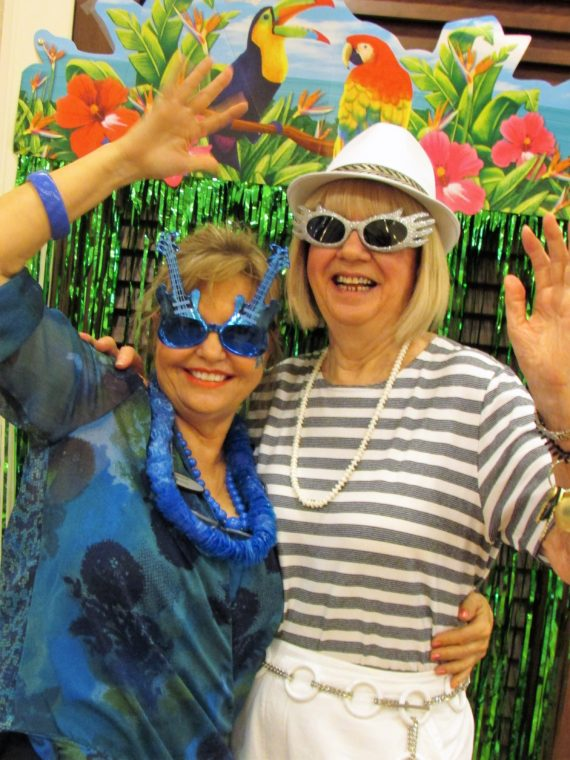 Delmanor Prince Edward's Seniors Month Carnival Celebration