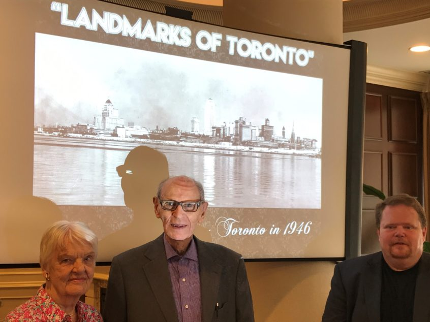 Delmanor Northtown's History of Toronto Seminar