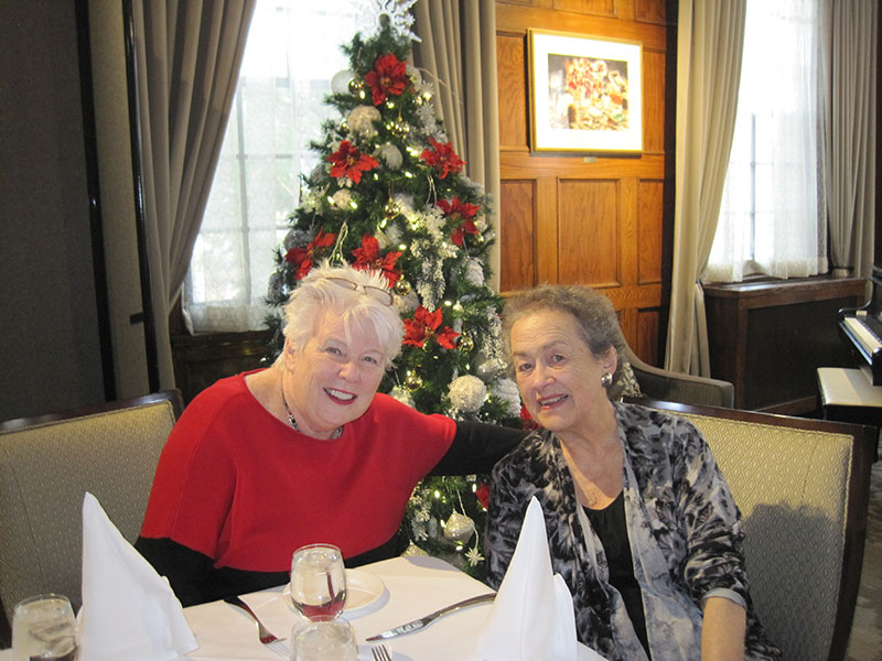 University Arts Women's Club Holiday Luncheon