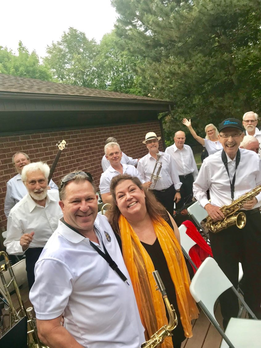 Summer & Swing Music With Delmanor Wynford!