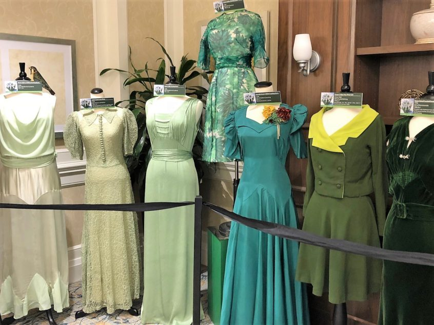 Oakville Museum's Spring Costume Collection