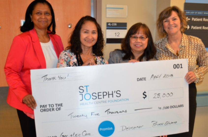 St. Joseph's Society On Emergency Care & Helpful Advice for Seniors & Caregivers