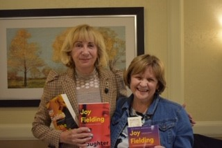 LivingWell Lecture Series with Author Joy Fielding