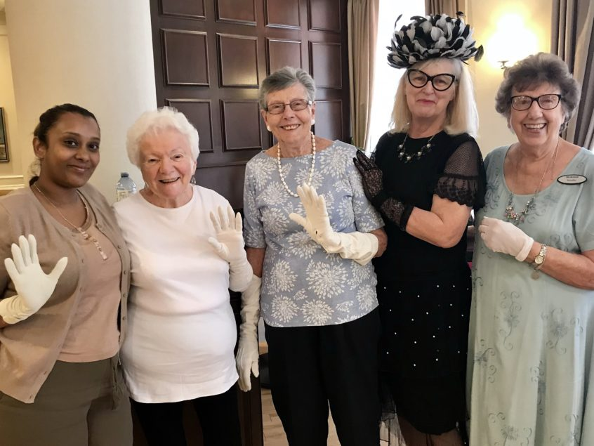 Delmanor Northtown Featured The Best Decades of Fashion