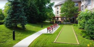 Glen Abbey Bocce Ball