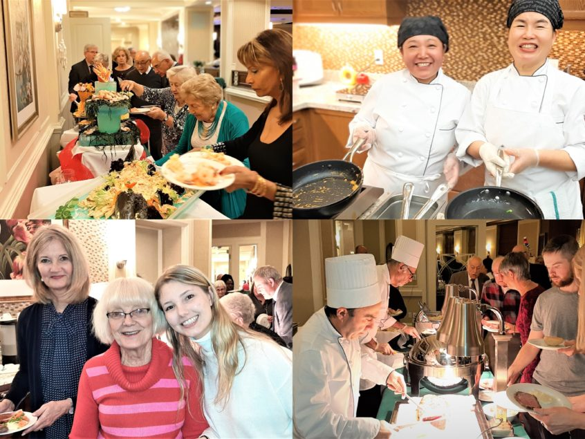Delmanor Prince Edward's Resident & Family Christmas Party & Fifth Anniversary Celebration!