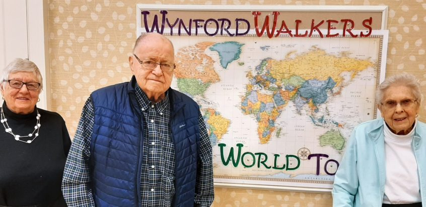 The Wynford Walkers World Tour