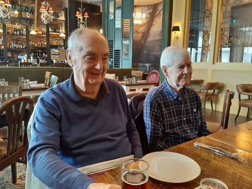 Finding New Friends After Retirement at Delmanor Wynford