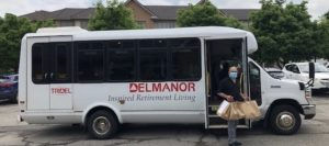 Delmanor Drop Off