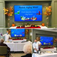 Active Aging Week - Delmanor Elgin Mills