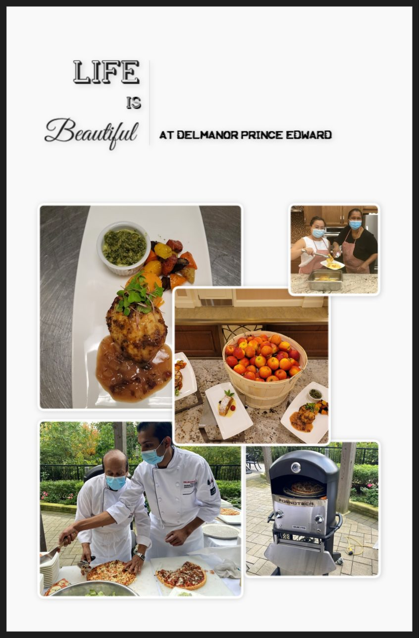 Life is Beautiful at Delmanor Prince Edward