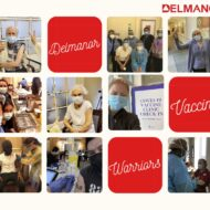 Delmanor Vaccine Warriors Collage-Delmanor Northtown